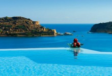 spinalonga-pool