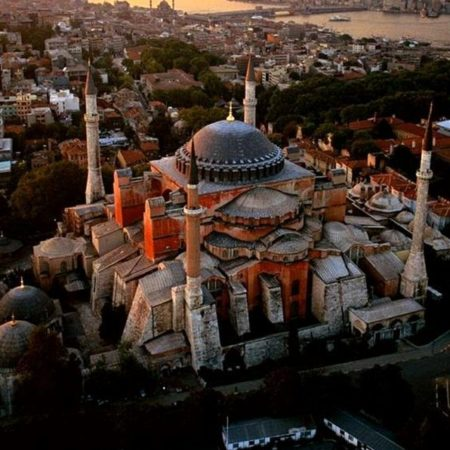 Θαυμαστά μέρη και μνημεία Κωνσταντινούπολης