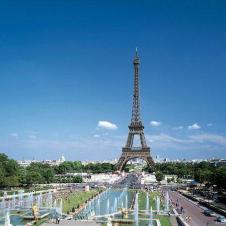 Παρίσι μια σύγχρονη πόλη. Η πόλη του Φωτός