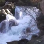 Ο Βουραϊκός ποταμός και το φαράγγι του Βουραϊκού