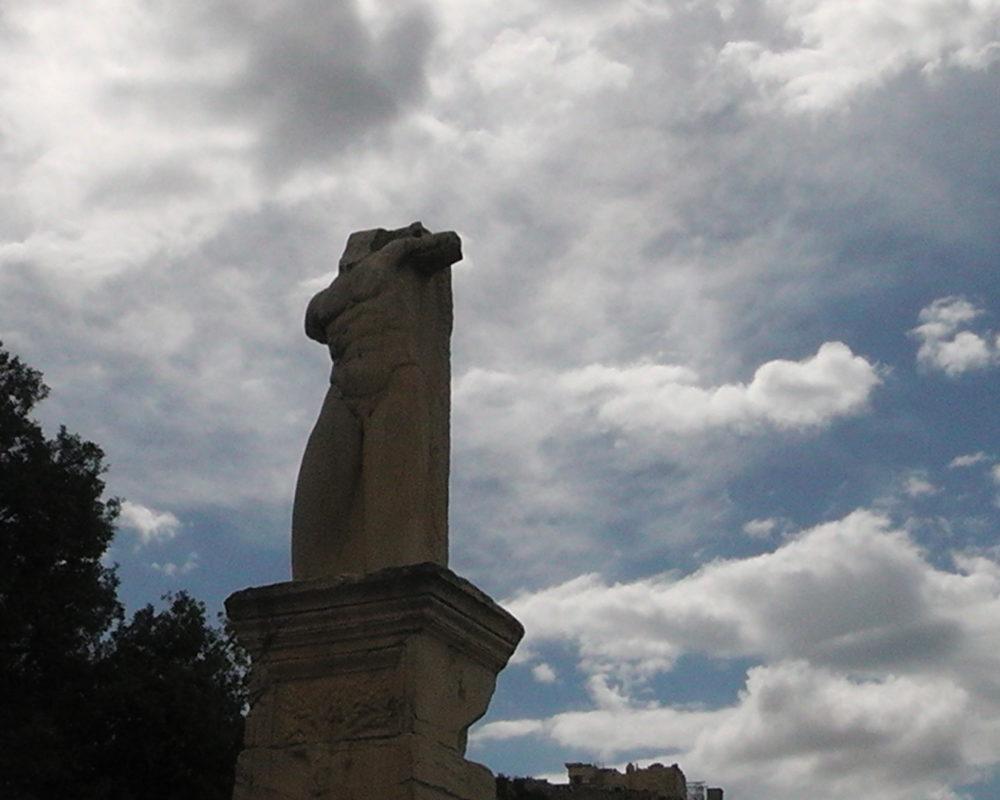 Άγαλμα Αρχαίας Αγοράς