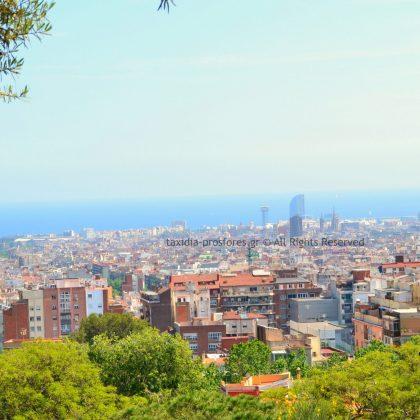 Βαρκελώνη Ταξίδι στη Γητεύτρα της Ευρώπης